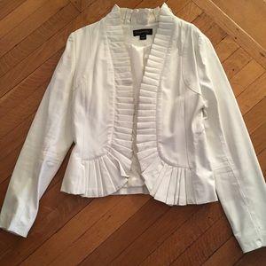 Bagatelle Ruffle Jacket - Size M